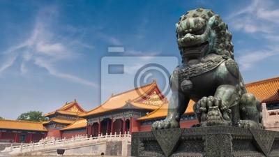 Verbotene Stadt - China