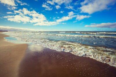 Bild Verlassener Strand