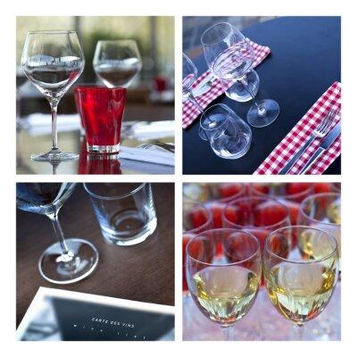 Bild Verre, verrerie, vin, Tisch, Couvert, Bar, Brasserie, Höhle
