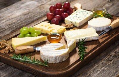 Bild Verschiedene Arten von Käse
