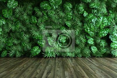 Bild Vertical garden wall