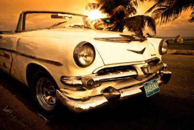 Vieille voiture américaine, Kuba