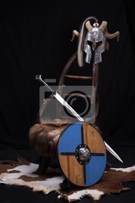 Viking Thron