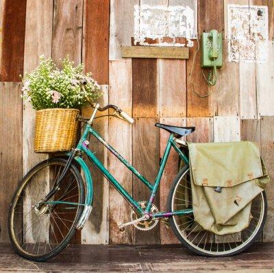 Bild Vintage Fahrrad