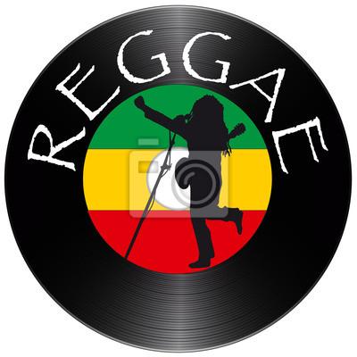 Vinyle_Reggae