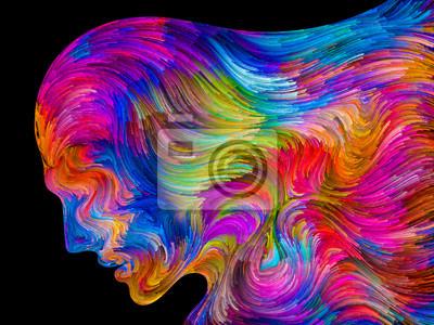 Vision des gemalten Traums