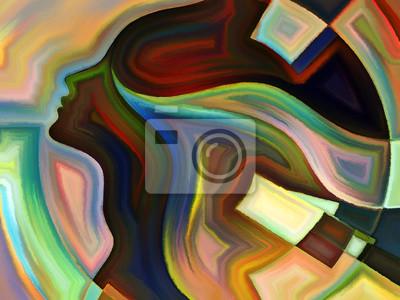 Visualisierung der inneren Geometrie