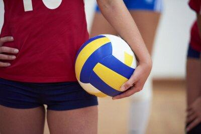 Bild volleyball  woman group