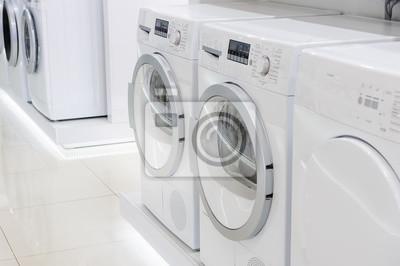 Bild Wäschetrockner und Waschmaschinen im Gerätespeicher