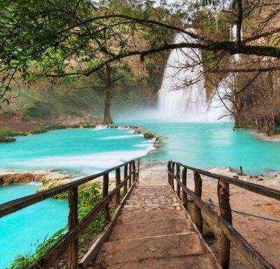 Bild Wasserfall in Mexiko