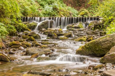 Bild Wasserfall Spikes.
