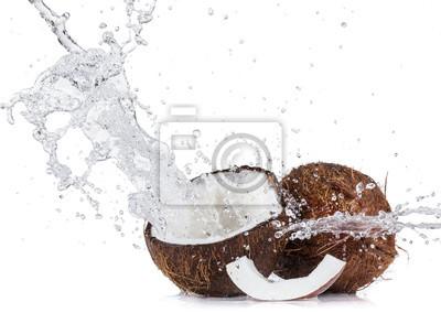 Bild Wasserspritzer