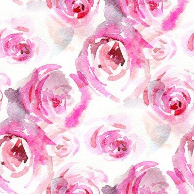 Bild Watercolor roses