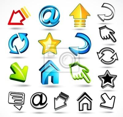 Bild Web-Icons