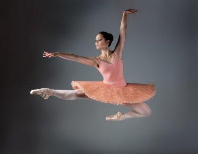 Bild Weiblich Ballett-Tänzer