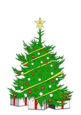 Bild Tannenbaum.Bild Weihnachtsbaum Tannenbaum