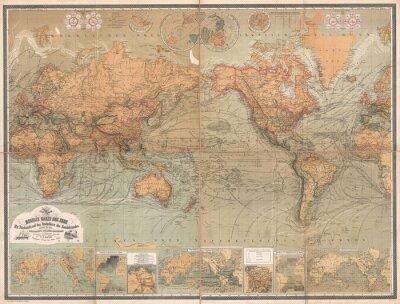 Bild Weinlese-Karte