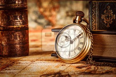 Bild Weinlese-Taschenuhr