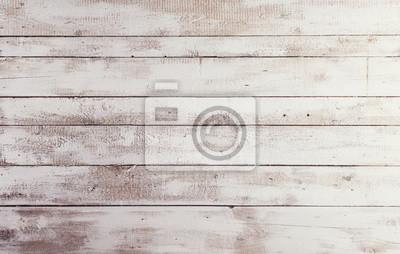 Bild Weiß Holzbretter mit Textur als Hintergrund