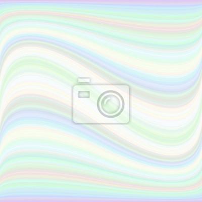 Weiße glatte Welle Design Hintergrund