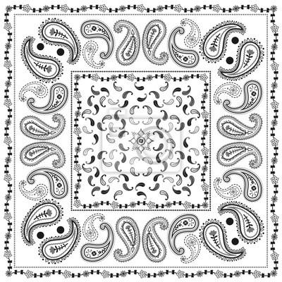 Nahtloses Muster Basiert Auf Verzierungspaisley 11