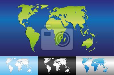 Globus Weltkugel Karte.Bild Weltkugel Weltkarte Globus Landkarte Karte 11