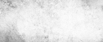 Bild White background on cement floor texture - concrete texture - old vintage grunge texture design - large image in high resolution