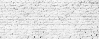 Bild white brick wall texture