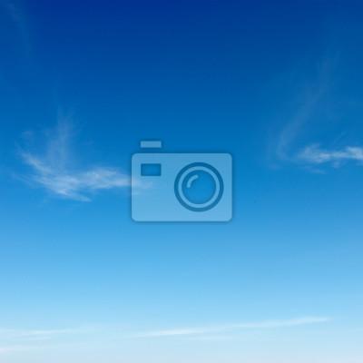 Bild white cloud on sky