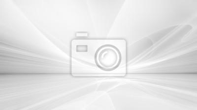 Bild white futuristic background