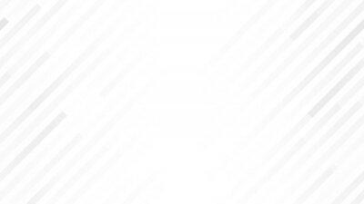 Bild White gradient diagonal stripe line background, Abstract monochrome elegant geometric backdrop, Vector illustration.
