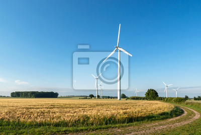 Windkraft, Windpark