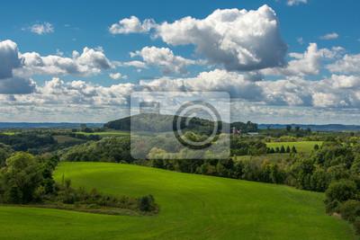 Bild Wisconsin Farm Country