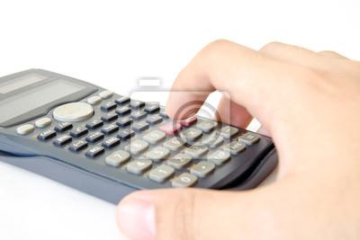 Bild Wissenschaftlicher Taschenrechner