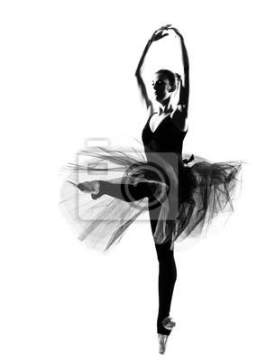 Woman Balletttänzerin