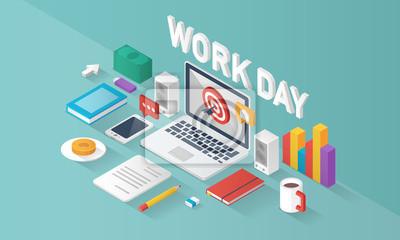 Work day