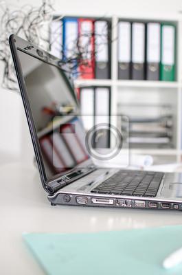 Bild Workplace with laptop