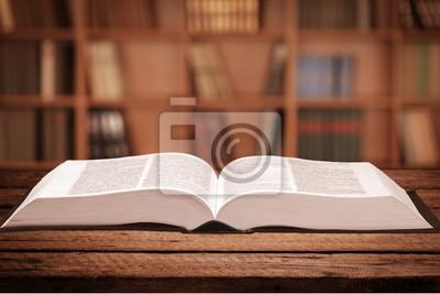 Bild Wörterbuch.