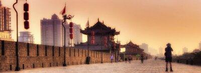 Bild Xi'an / Xian (China) - Stadtansicht