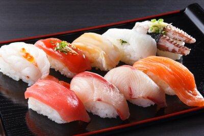 Bild に ぎ り 寿司 の 盛 り 合 せ