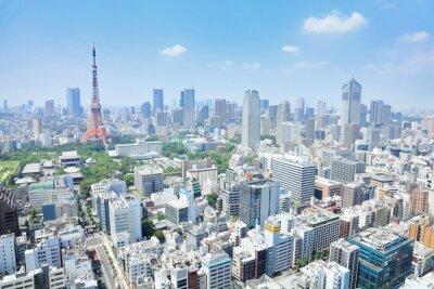 Bild 東京 の 眺め
