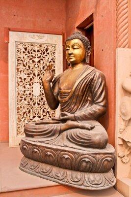 Bild Статуя Будды, Агра