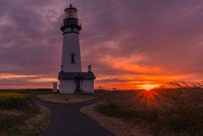 Bild Yaquina Head Leuchtturm