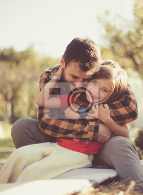 Bild You are my little treasure of joy.