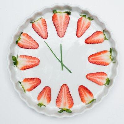 Bild Zeit für Erdbeeren