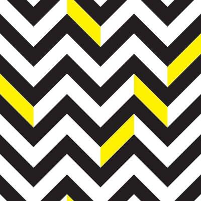 Bild Zickzack Muster