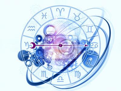 Zodiac Abstraktion