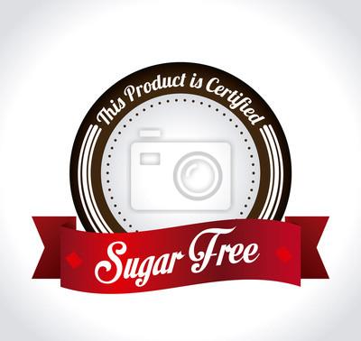 Zuckerfreie Design