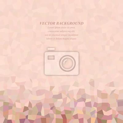 Zusammenfassung gefliesten Rechteck Mosaikmuster Hintergrund