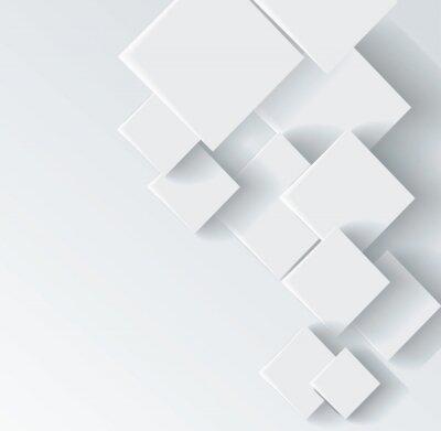 Bild Zusammenfassung geometrische Form aus grauem Rhombus